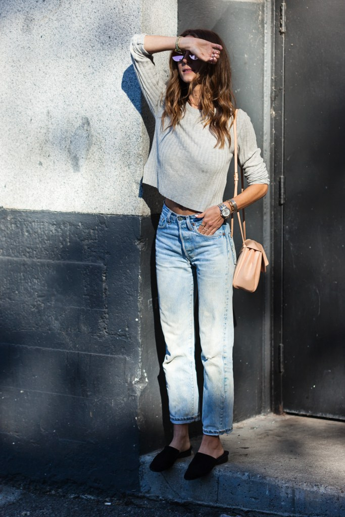 Blogger Tobruckave talking about the best jeans this Fall