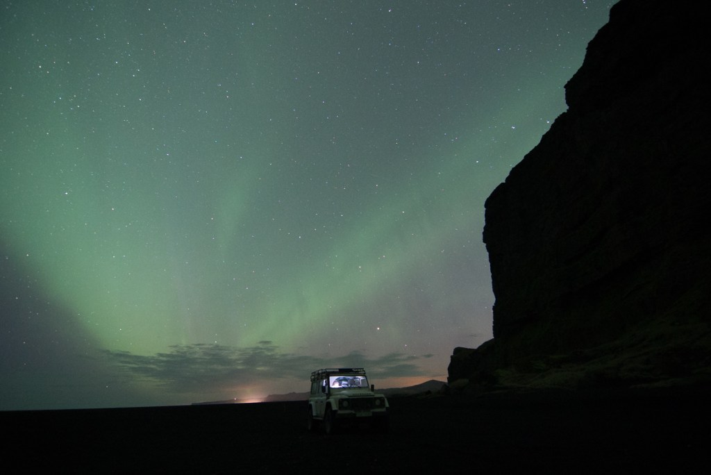 Northn Lights Iceland