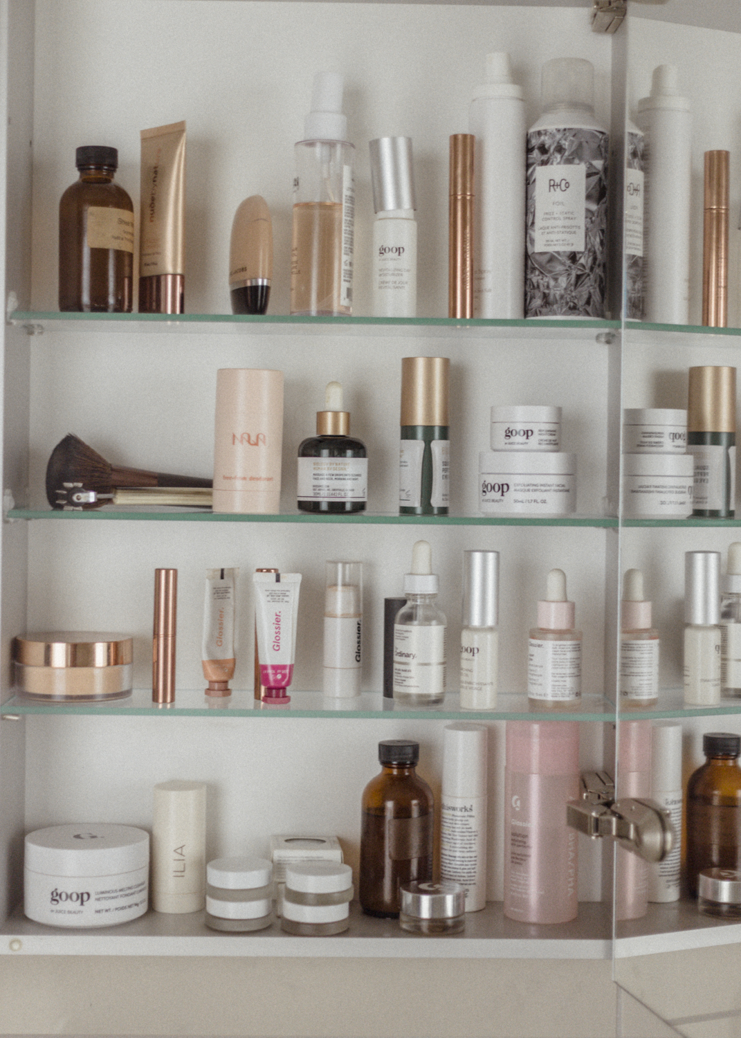 Almost Clean Beauty Shelf