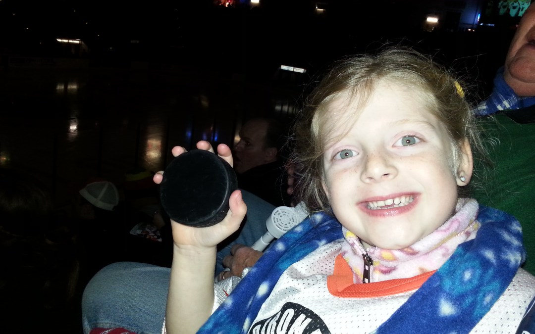 Phantoms Win, puck was tossed to Charlotte