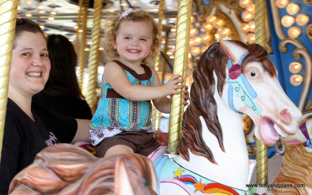 Family Fun at the County Fair