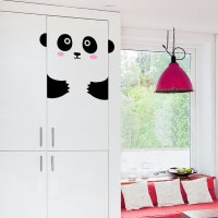 Door & wall decals to conquer the monsters in the closet