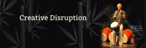 Toby Christensen - Creative Disruption