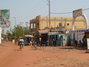 Adventure in Burkina Faso