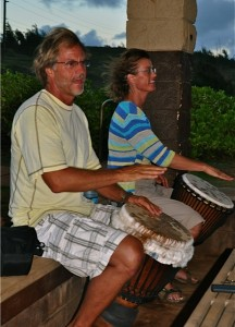 Drumming Together