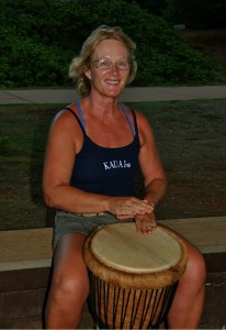 Linda Drumming