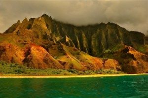 Mountains & Water in Hawaii