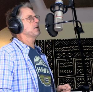 Toby Christensen singing Blue Dress