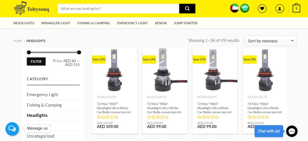 5 % Discount on all our Toby's Product / Knowledge Base - Tobysouq com