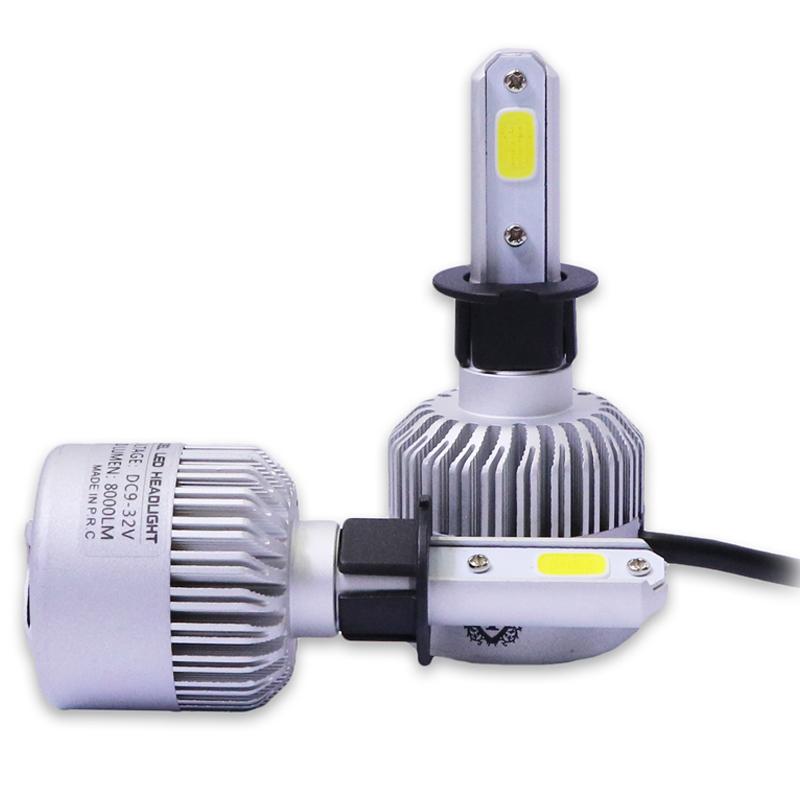 T2 H3 Headlight Lighting Your World 150W - Tobysouq com