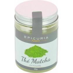 poudre de the matcha epicur
