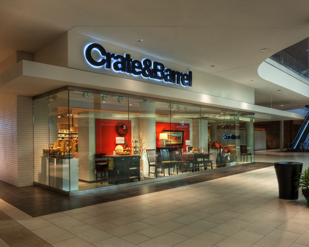 Crate and Barrel  Tocci Building Corporation