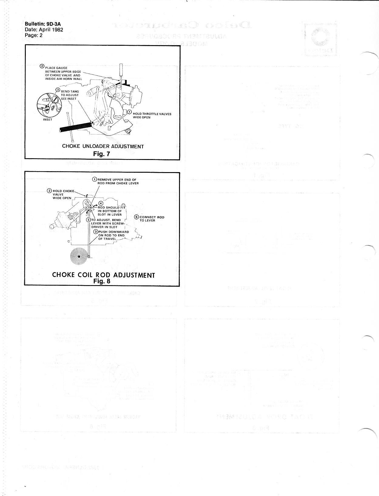 1964 Delco Rochester 4g Service Manual Roch4g 0016jpg