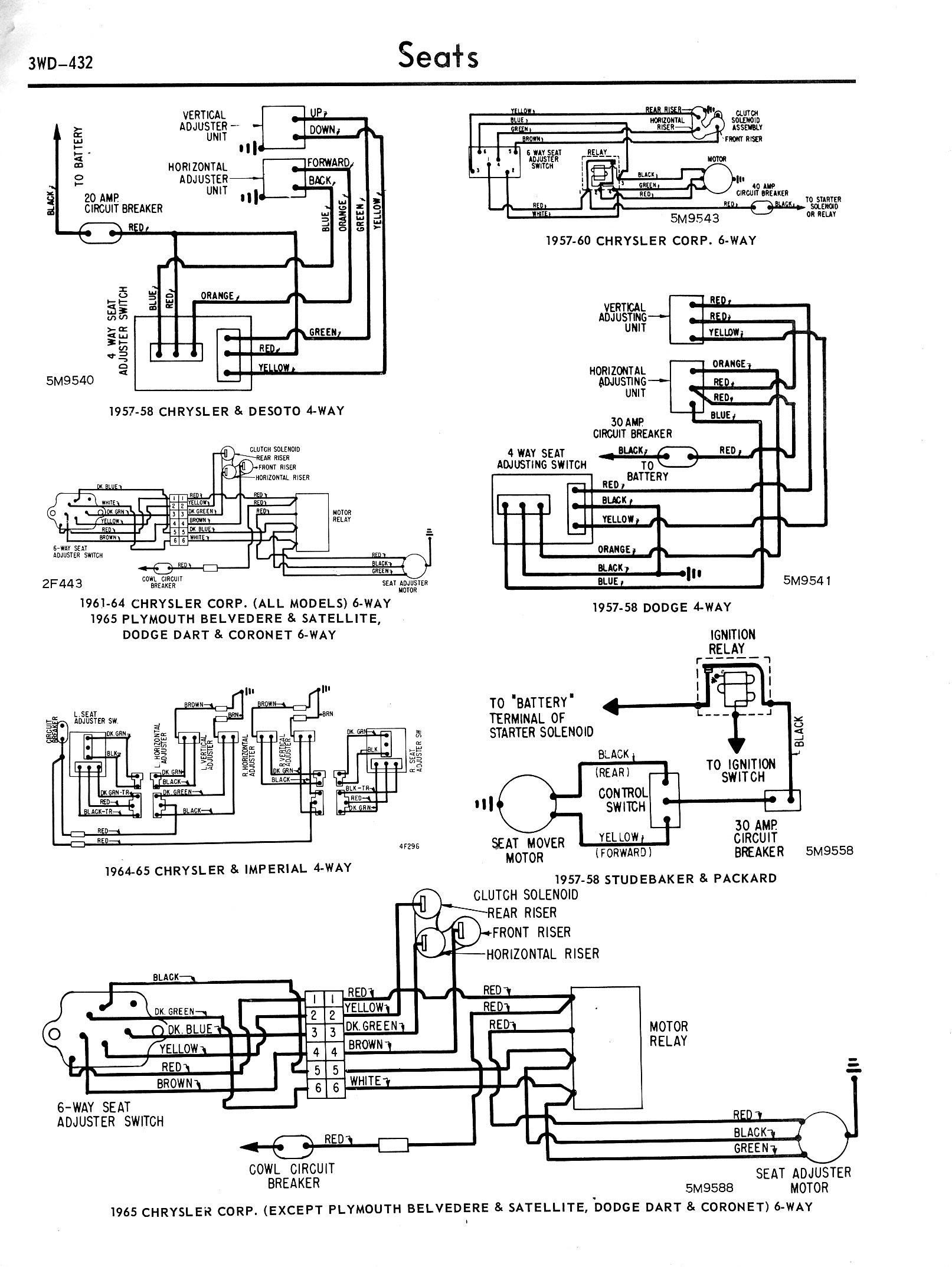 1957-1965 Accessory Wiring Diagrams / 3WD-432.jpg