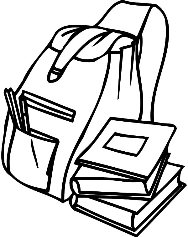 Free coloring pages of student