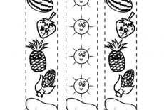 Bookmarks Coloring Pages For Kids : Best Place to Color