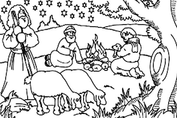 The Omen Birth Of The Savior Bible Christmas Story