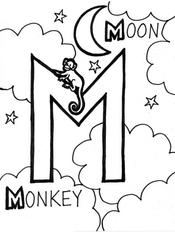M Coloring Page Thumb9999273 Coloring Page