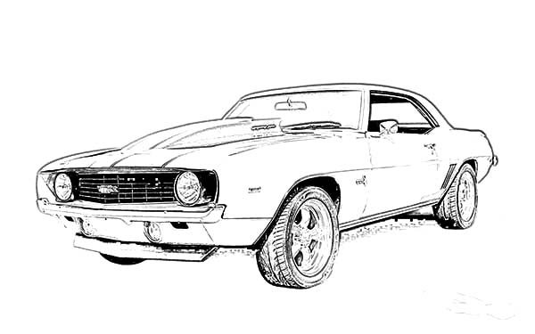 how to draw a diesel coloring pages