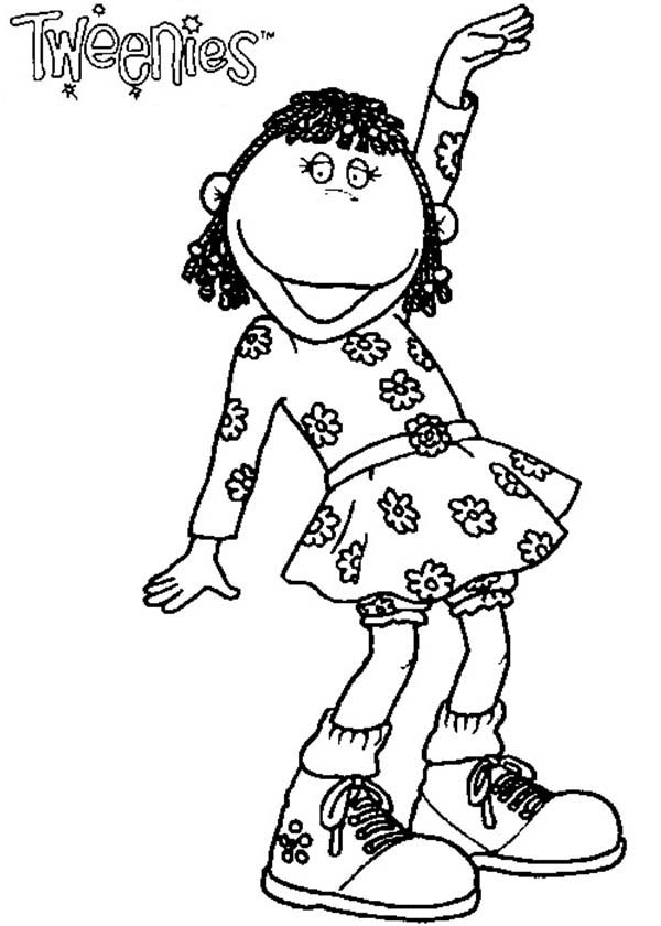 Fizz Tweenies Coloring Pages : Best Place to Color