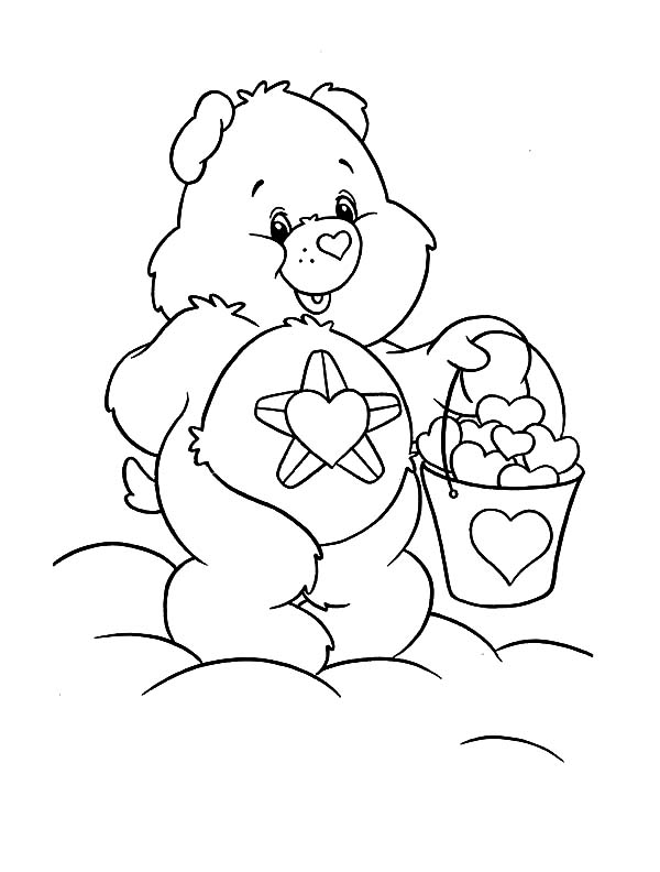 Love Each Other Coloring Page Coloring Pages