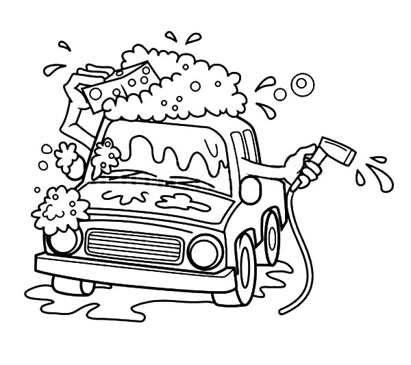 Washing Machine For Disney Cars Coloring Pages Best Place