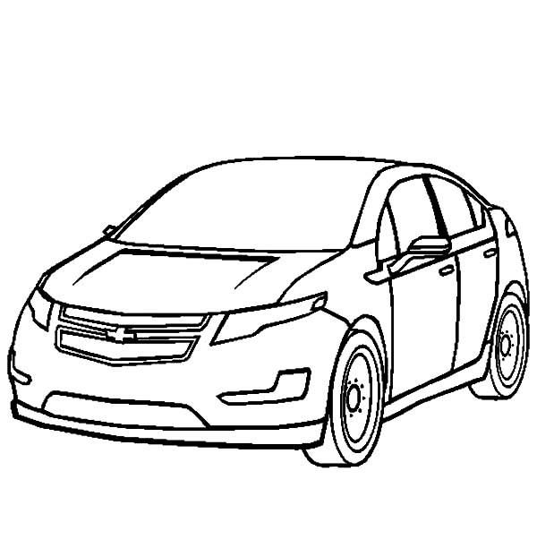 55 Chevy Truck Coloring Pages