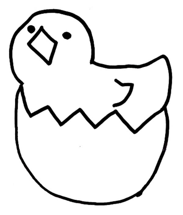 Feet Page Chicken Coloring Pages