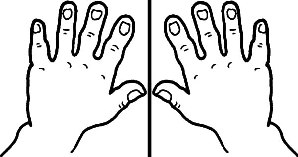 Clean Hands Coloring Pages: Clean Hands Coloring Pages