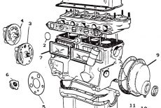 Car Parts Engine Coloring Pages : Best Place to Color