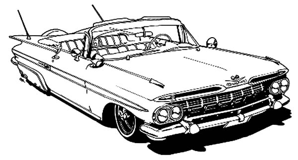 65 ford mustang coloring pages
