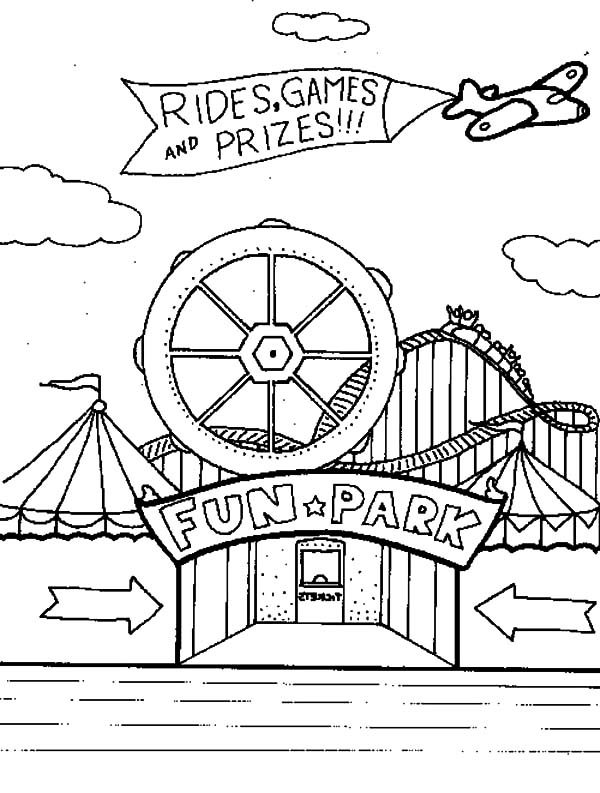 Free coloring pages of carnival