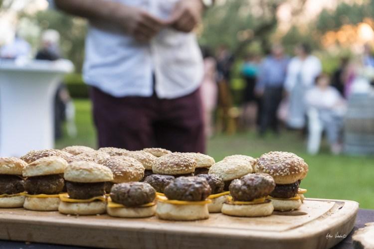 Traiteur Toc Toque, burger au cocktail, Mariage au Domaine de Villary, Nîmes