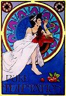 Artes graficas: art Nouveau