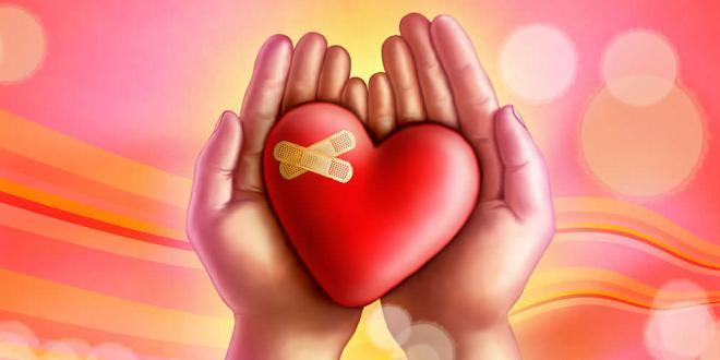 tips para curar un corazn herido