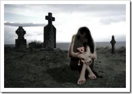 El dolor por un ser amado fallecido