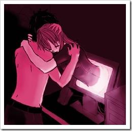Amor en la distancia, por internet, lejano
