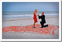 ¡Era tan romántico!