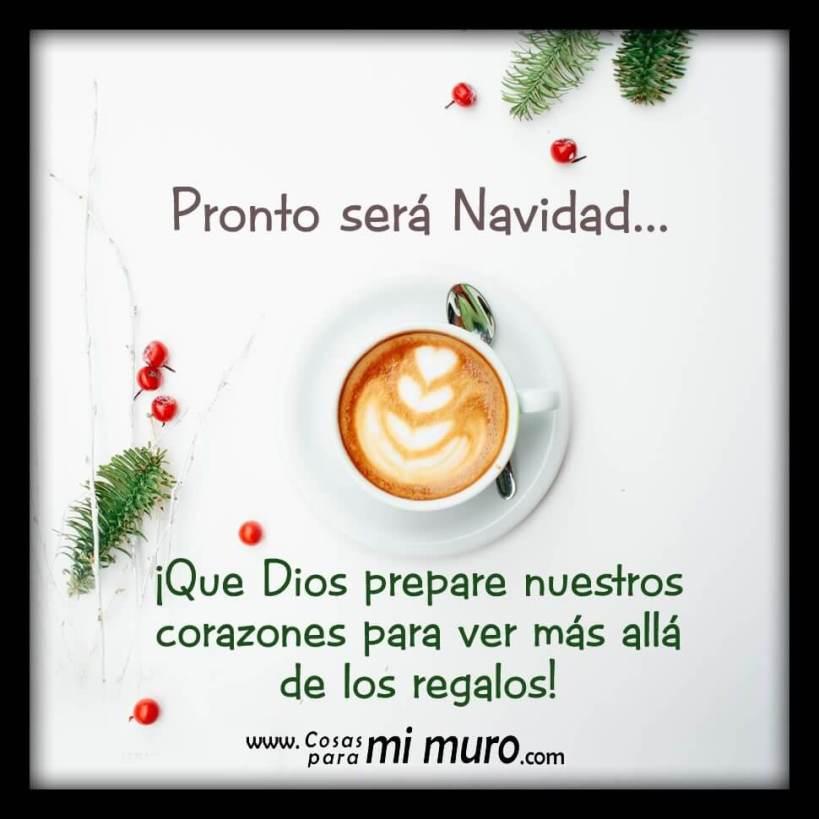 Dios prepare nuestros corazones para la Navidad