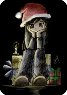 Tristeza en Navidad