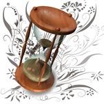 El tiempo, reloj de arena