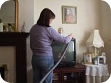Mamás de casa, hogar, tareas del hogar