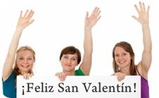 Celebrando San Valentín