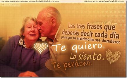Tres Frases Para Un Amor Eterno