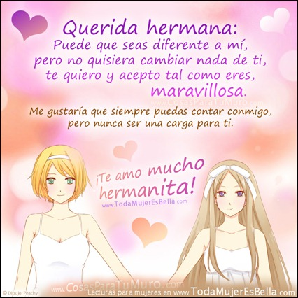 Hermana querida