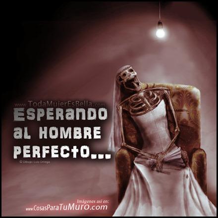 Esperando al hombre perfecto