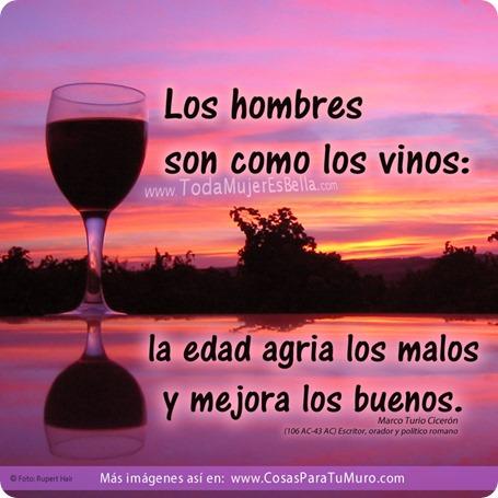 Hombres como el vino