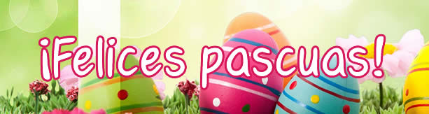 Felices pascuas feliz Semana Santa