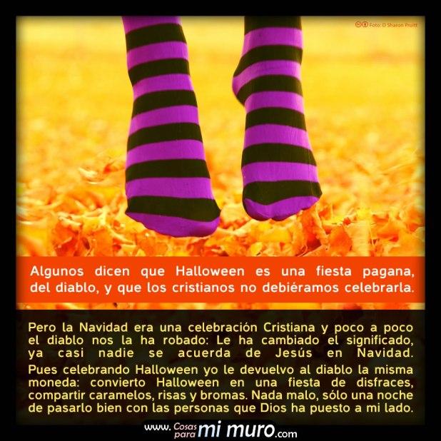 Cristianos que celebran Halloween