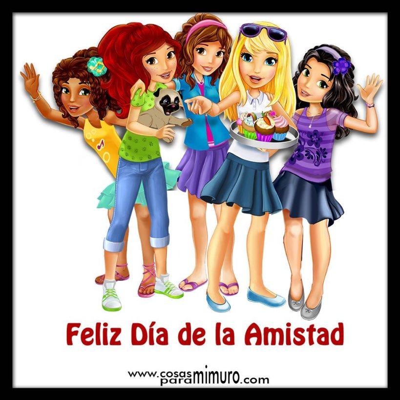 ¡Feliz Día de la Amistad, amigas!